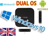 Picture of Wintel TV Box CX-W Windows 10/Android Intel Chip Quad-core Wifi Mini PC
