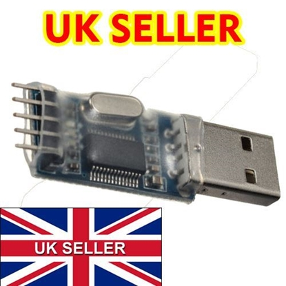 Picture of USB to RS232 TTL PL2303HX Converter Module Arduino Raspberry Pi Atmega