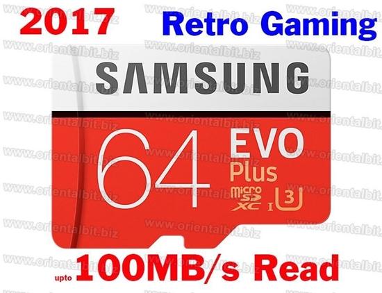 64GB SD Card Raspberry Pi 3 Arcade Retropie Latest Sega Mame Nes Nintendo