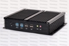 Picture of Fanless Industrial Mini PC Win10 Core i7 5550U 2* LANs 6*RS232 8*USB 2*HDMI