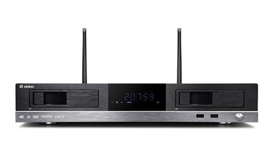 Picture of Zidoo HIFI Media Player X20 PRO 4G RAM/32G