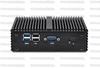 Picture of 4xRS232, 6xUSB, 2xLAN Celeron Industrial Fanless Mini PC