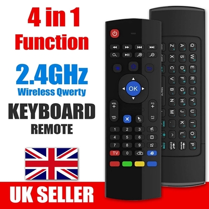 Picture of MX3 Air Mouse Wireless Keyboard Remote Control