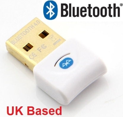 Picture of USB Bluetooth v4.0 Adapter Dongle CSR  Driver