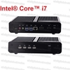 Picture of Intel i7-10710U Silent Fanless Quiet Mini PC HTPC Desktop Computer 16G/256G