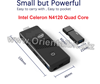 Picture of Mini PC Stick TV BOX Intel Celeron N4120 4G RAM 64GB Storage Windows 10